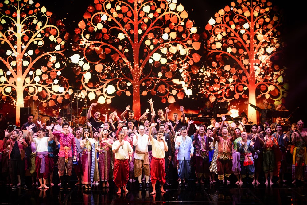 """This Mother's Day, be delighted and touched by the value of Thai arts and culture in  Khun Pra Chuai Live Show #8 """"Reviving Ayothaya"""" – a concert more than just a concert!"""